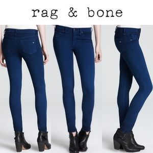 rag & bone Denim Legging Plush Twill